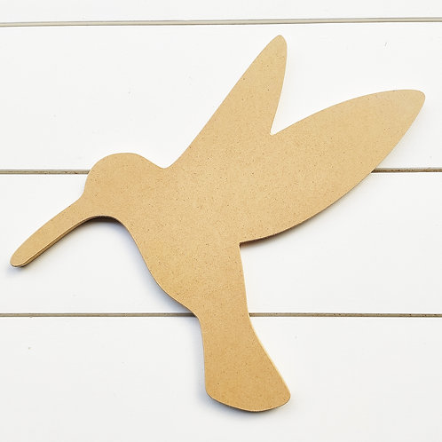 Hummingbird Cut Out / DIY Kit
