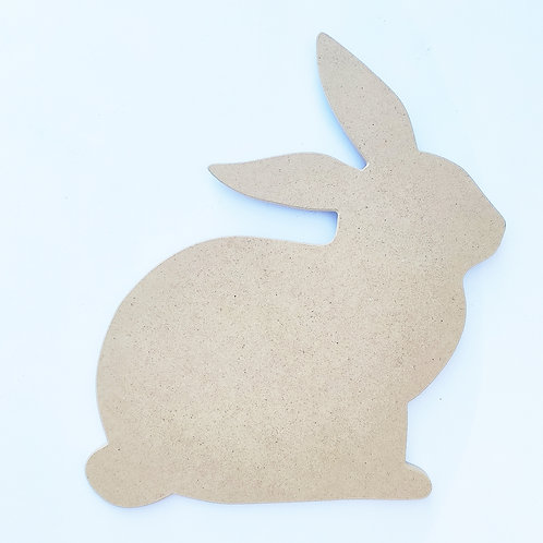Bunny Cut Out / DIY Kit