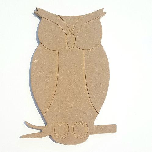 Owl Cut Out / DIY Kit