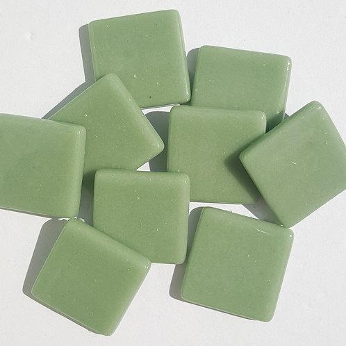 1 lb Light Green Tiles