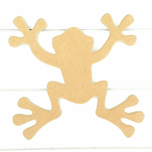 Frog Cut Out / DIY Kit