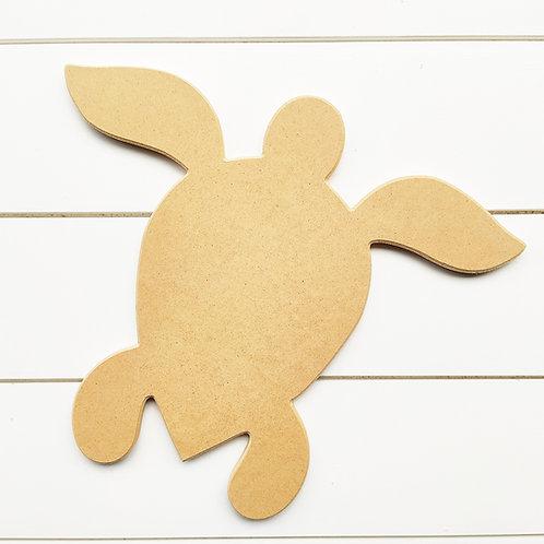 Sea Turtle Cut Out / DIY Kit