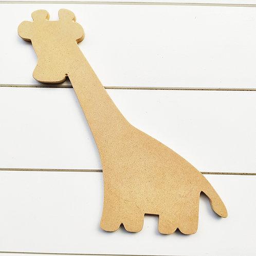Giraffe Cut Out / DIY Kit