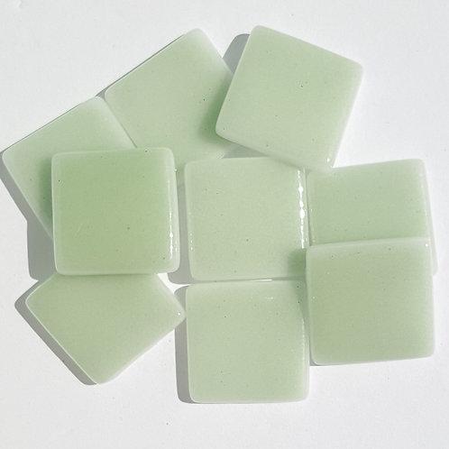 1 lb Pale Green Tiles