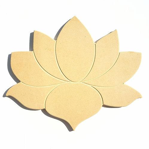 Lotus Flower Cut Out / DIY Kit