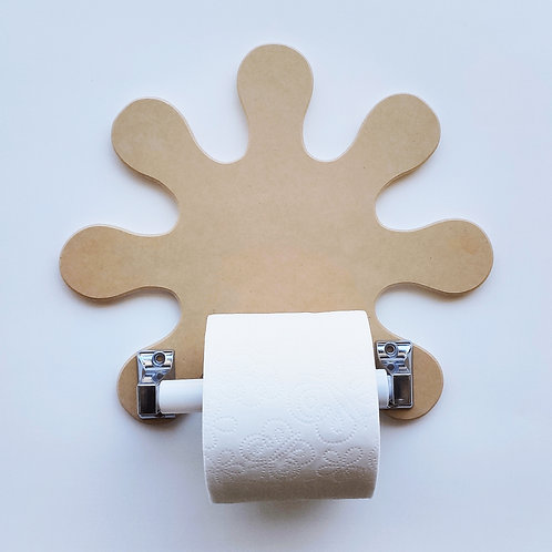 COVID Toilet Paper Holder