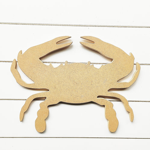 Crab Cut Out / DIY Kit