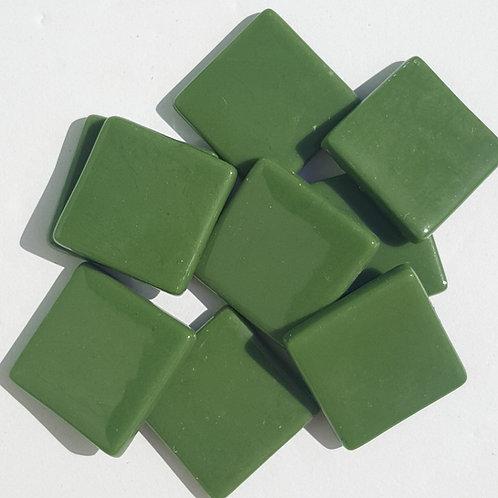 1 lb Dark Green Tiles