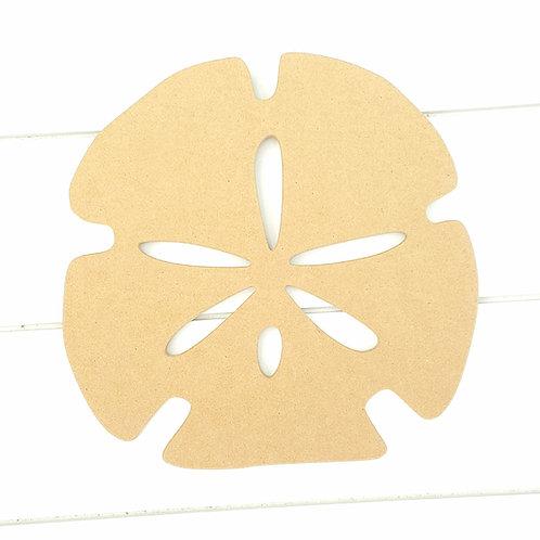 Sand Dollar Cut Out / DIY Kit