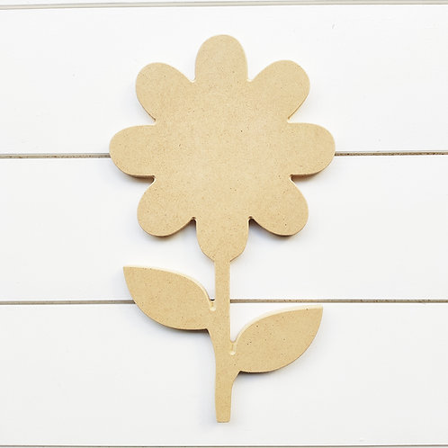 Daisy Flower Cut Out / DIY Kit