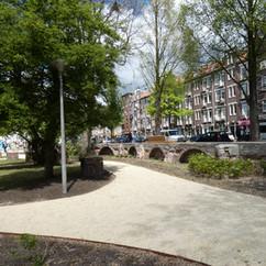 Domela Nieuwenhuisplantsoen, Amsterdam