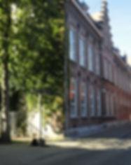 Klooster Oude Dijk Tilburg Oostgevel.JPG
