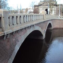 Muiderpoortbrug, Amsterdam