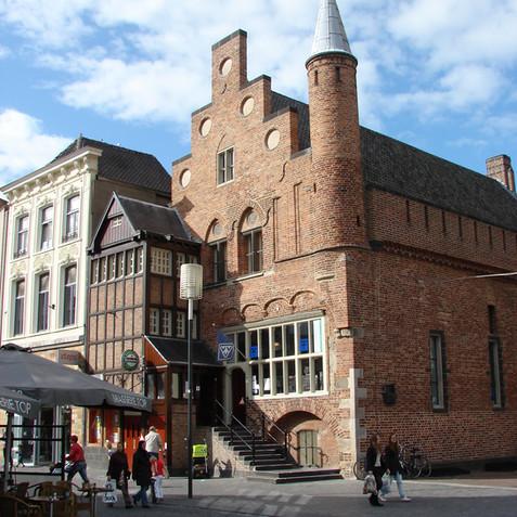 Moriaan, 's-Hertogenbosch
