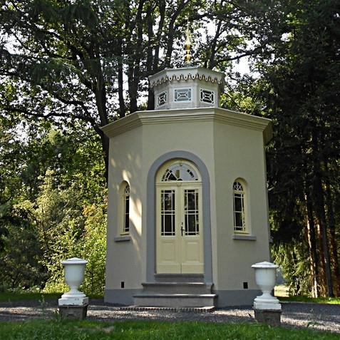 Villa Mattemburgh, Hoogerheide