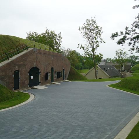 Fort Werk aan het Spoel, Culemborg