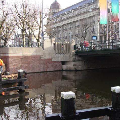 Leidse Brug, Amsterdam