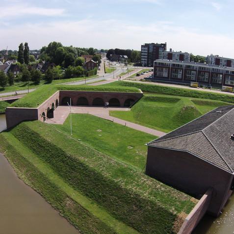 Fort Lunette, Raamsdonksveer