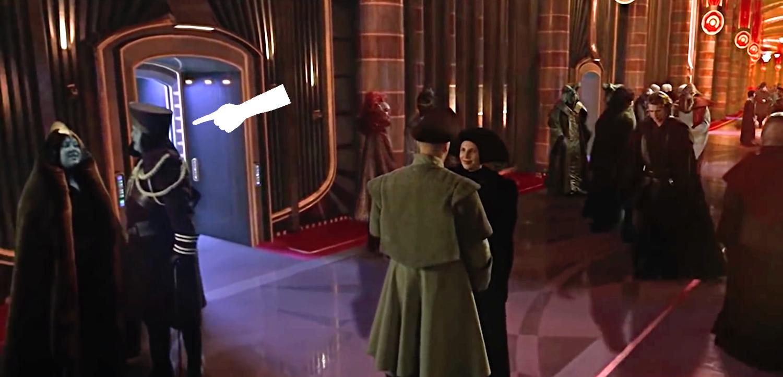 Le caméo de George Lucas
