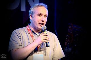 Alexander Grant au Paris Manga Show