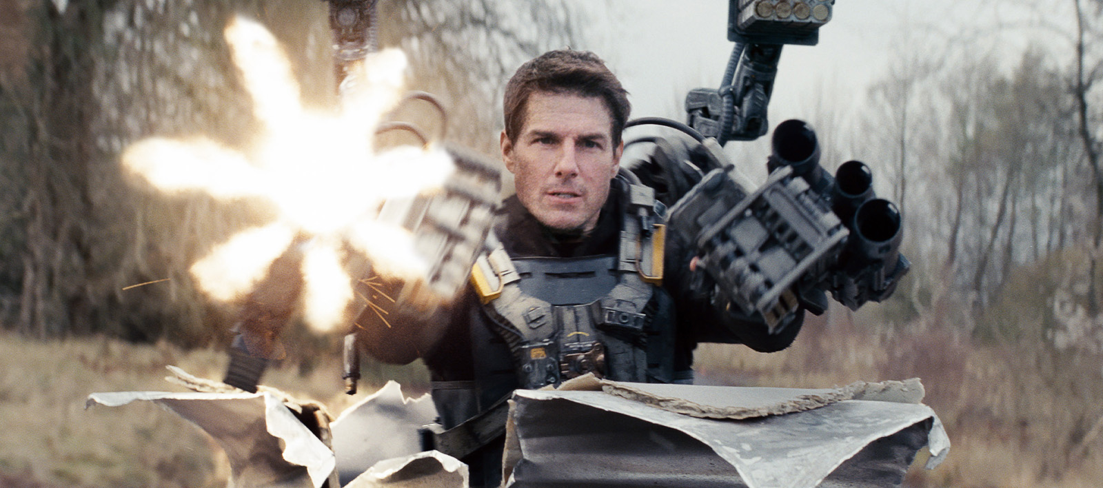 Major Bill Cage (Edge of Tomorrow)