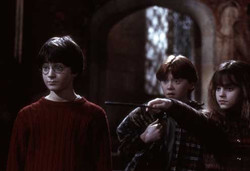 Pas d'incantation pour Harry !