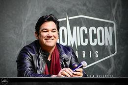 Dean Cain, Comic Con Paris