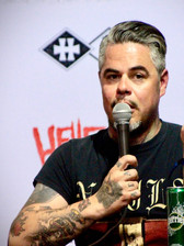 Ben Barbaud - Conférence de Presse du Hellfest