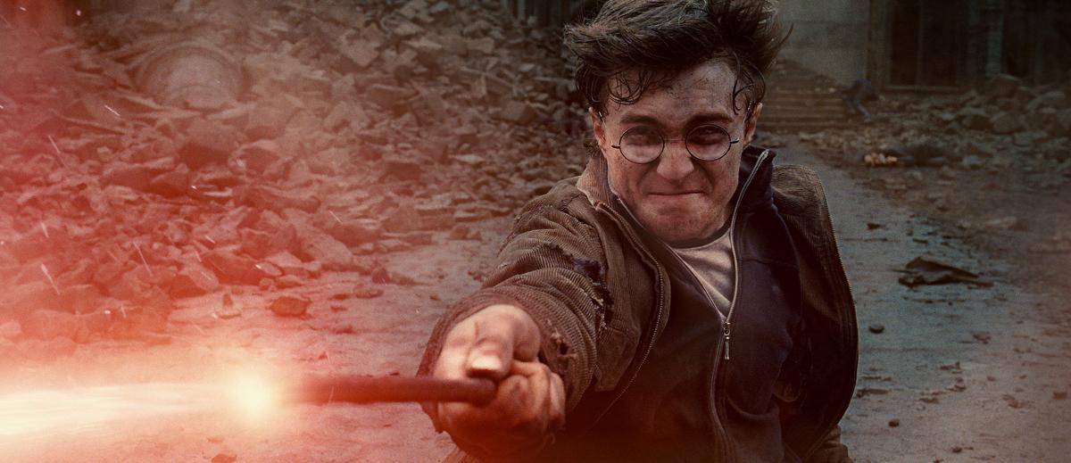 80 baguettes pour Daniel Radcliffe