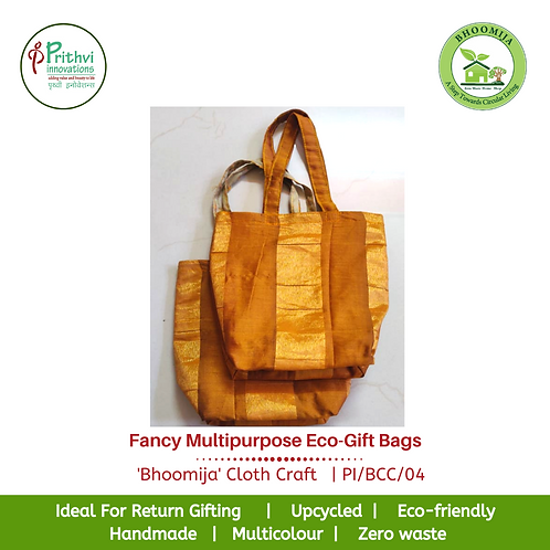 Fancy Multipurpose Eco-Gift Bags