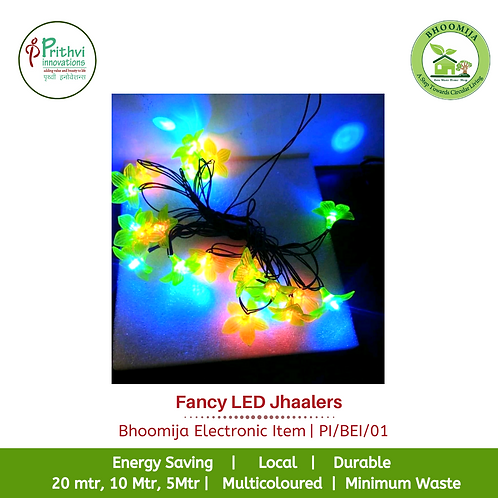Fancy LED Jhaalers