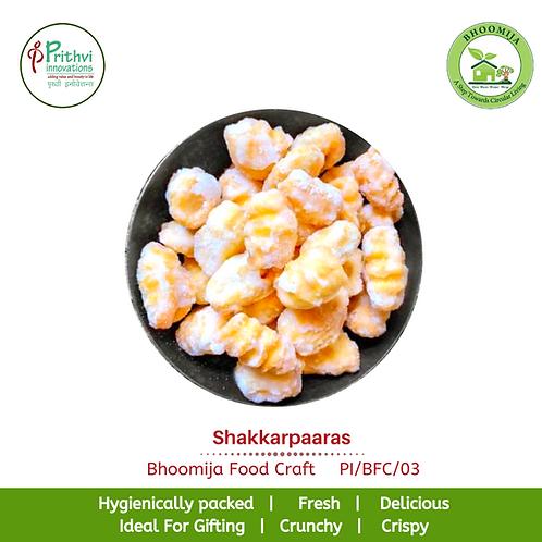 Shakkarpaaras
