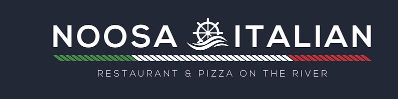 Noosa Italian Blue logo from screenshot.