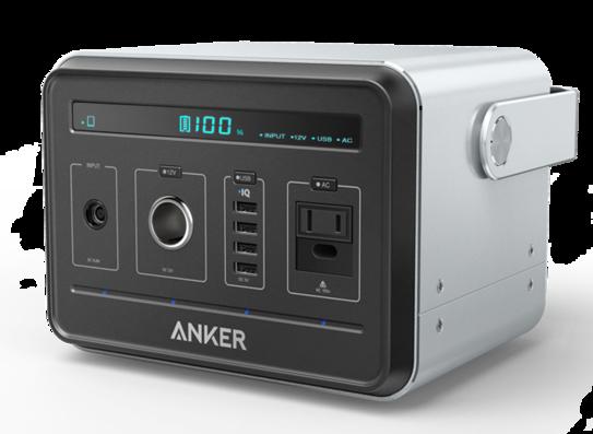 400W Battery Powered Generator