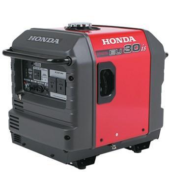 Honda 3kW Silent Generator