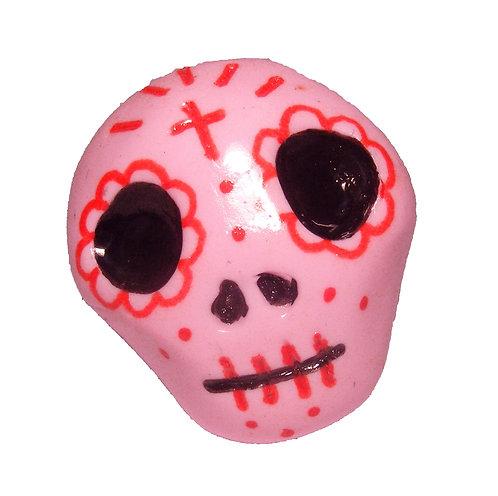 Pastel Sugar Skull ring