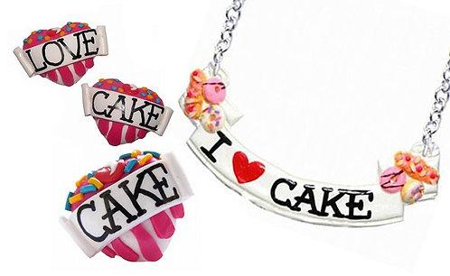 Love Cake gift set