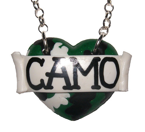 Camo print