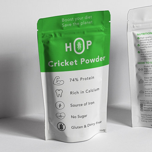 HOP Cricket Powder
