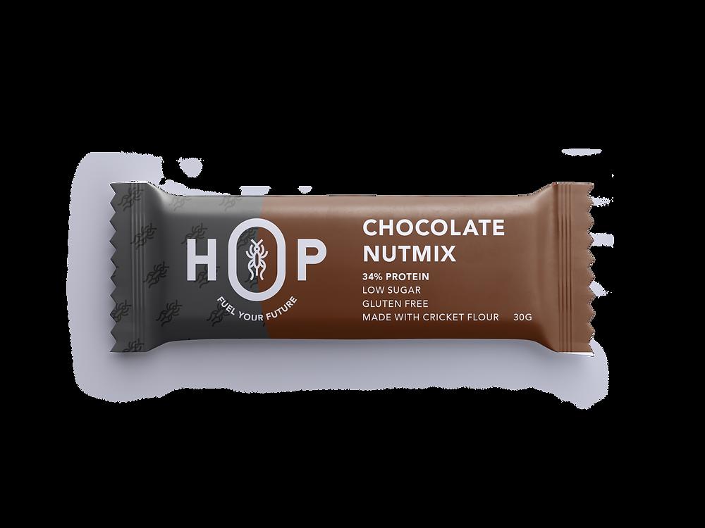 HOP BAR Chocolate Nutmix