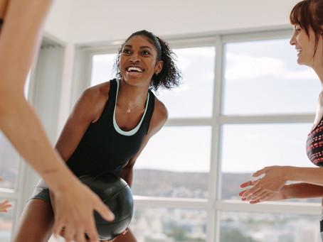 Hur man motiverar någon att träna med dig