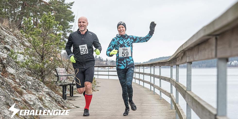 VIRTUAL RACE #2 - 21km & 42km - BY VITAMIN WELL