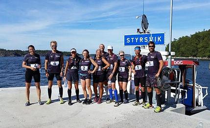 Stockholm Multi Island Run