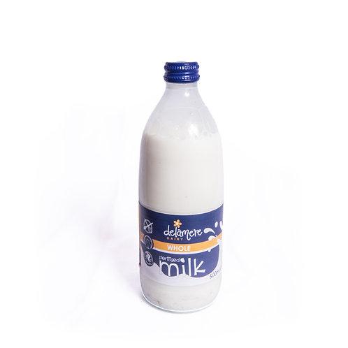 Delamere Sterilised Whole Milk