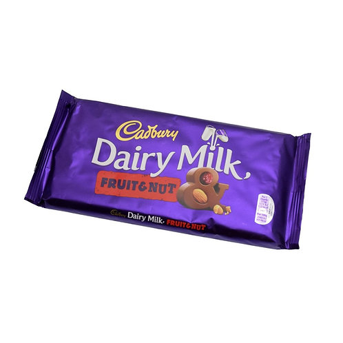 Cadbury's Dairy Milk fruit and nut 300g