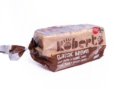 Roberts Classic Brown Loaf