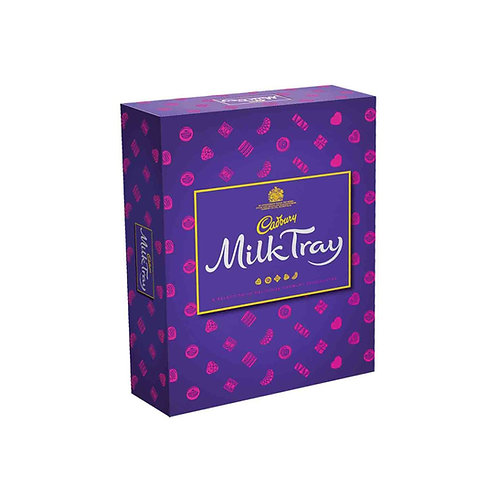 Cadbury's Dairy Milk Tray 360g