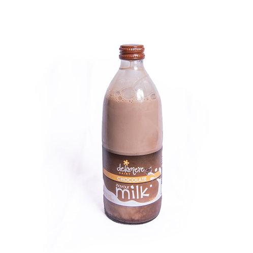 Delamere Chocolate Milkshake