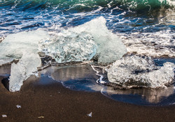 Iceland - Diamond SeaIceland - Floaters