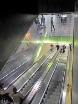 Escalator (Tate Modern)